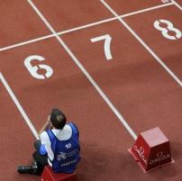 Yleisurheilukuvitusta EM-halleista