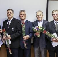 Liittovaltuustossa palkitut 2016 kevät