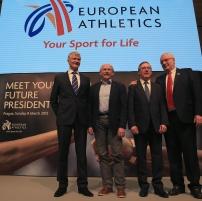 Euroopan yleisurheiluliiton puheenjohtajaehdokkaat