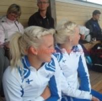 Kaksoset Hertta ja Jutta Heikkinen
