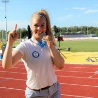 Julia Valtanen EYOF