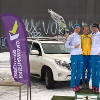 Camilla Richardsson,Charlotta Fougberg, Annemari Kiekara