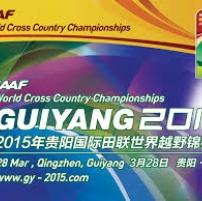 Maastojuoksun MM-kilpailut Guiyangissa v. 2015.