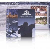 Suomen Urheiluliitto 110 vuotta rahasarja