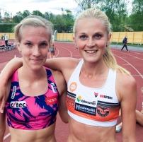 Camilla Richardsson, Karin Storbacka