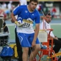 Juho Saarikoski Barcelonassa 19-v. EM-kilpailuissa 14.7.2012