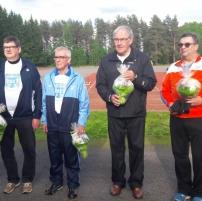 Seinäjoen Seudun Urheilijat Kunniakierros 2017