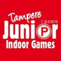 Tampere Junior Indoor Gamesin kisatunnus v. 2015