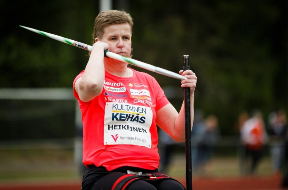 Marjaana Heikkinen