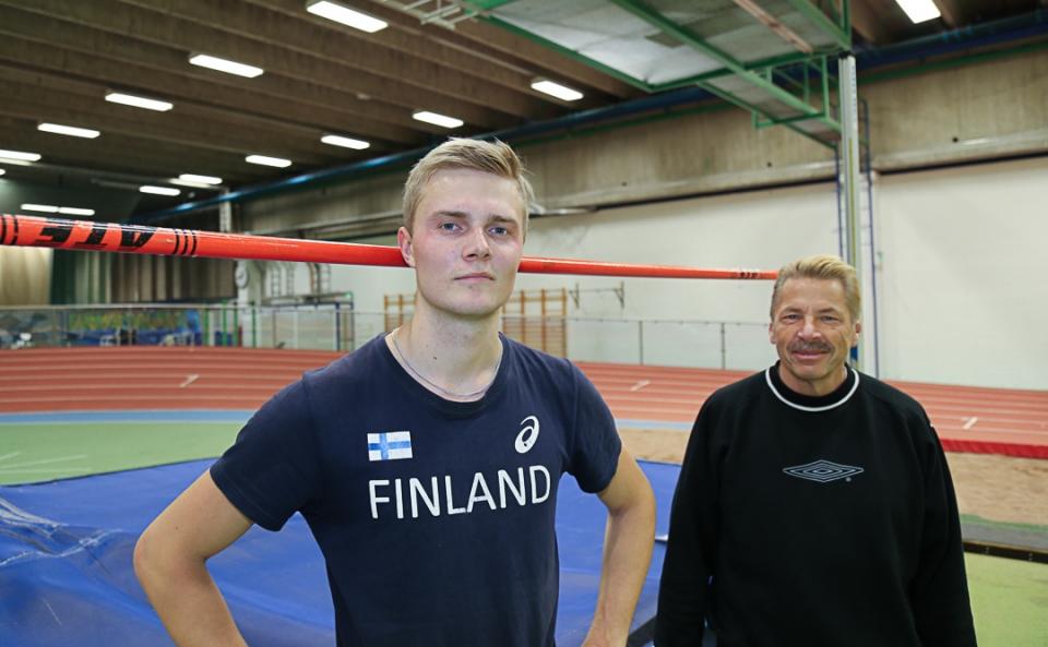 Samuli Eriksson, Matti Nieminen