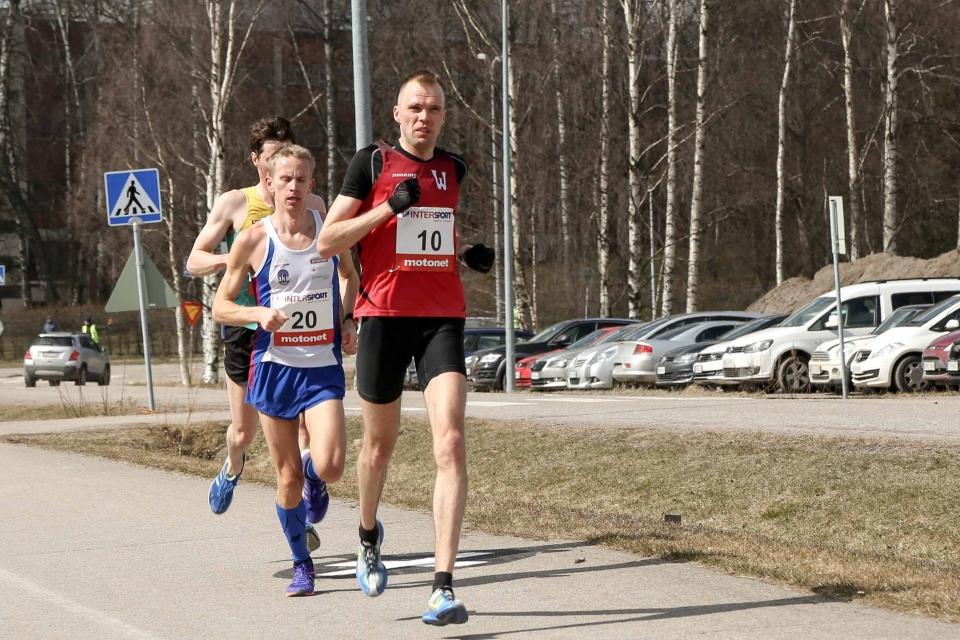 Tuomas Jokinen, Jaakko Nieminen