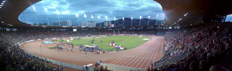 Letzingrunde-stadion, Zürich