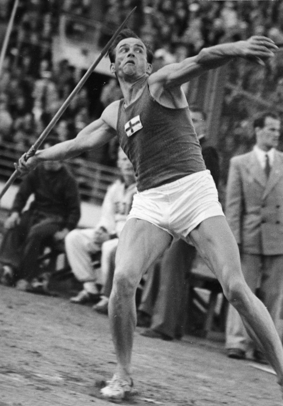 Tapio Rautavaara 1947