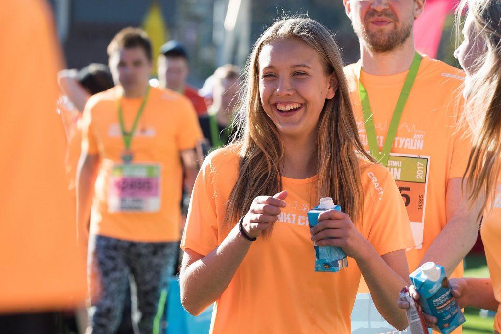Sportyfeel on Helsinki City Runin ja City Marathonin nimikkokumppani