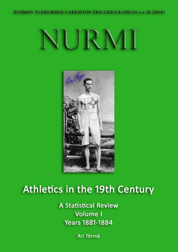 Millaista oli yleisurheilu 1800-luvulla?