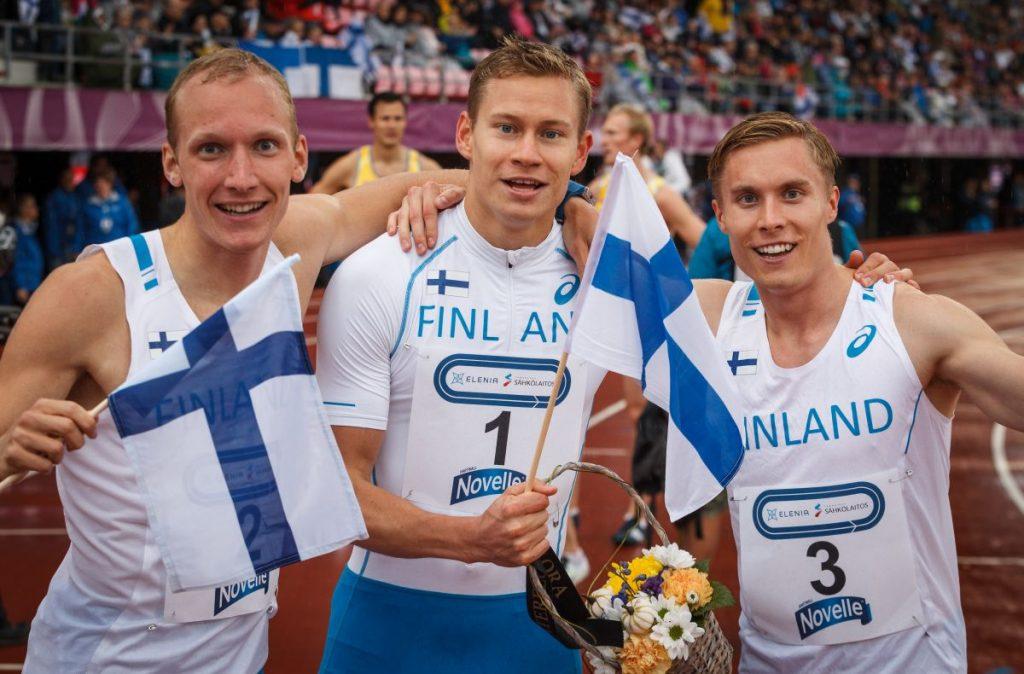 Tampereen Ruotsi-ottelu iltakilpailuksi