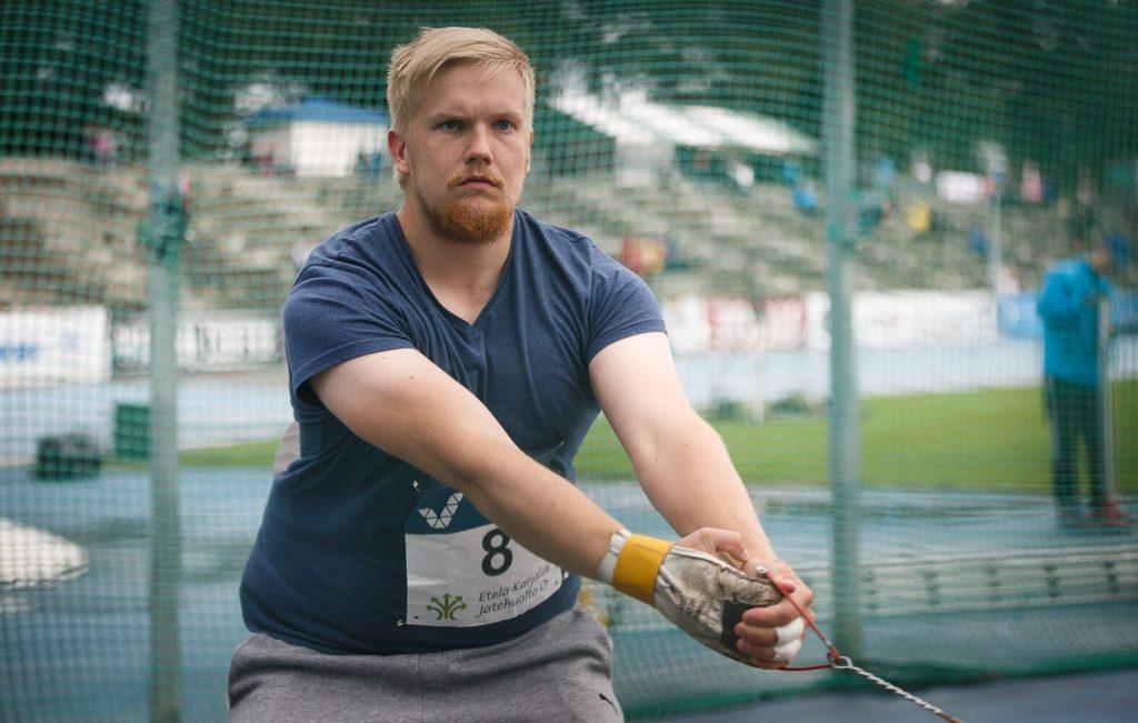 Joel Turkka sivusi SE:tä - Henri Liipola moukaroi 87 metriä