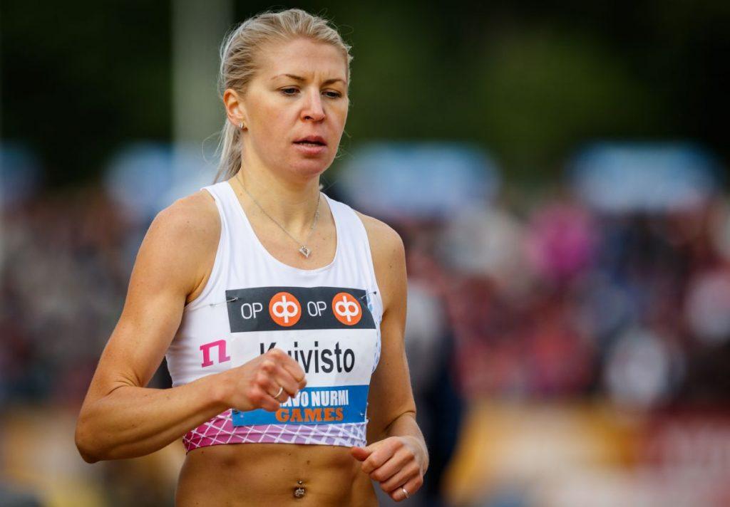 Kuivisto juoksi toiseksi Norjassa