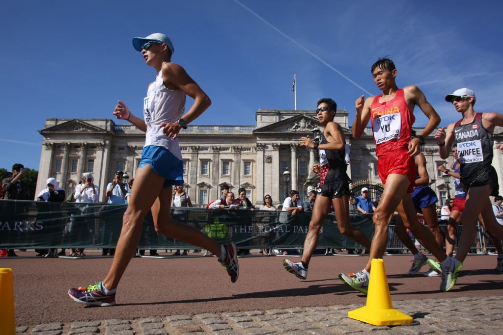 IAAF:n kävelykomitea: Arvokisojen pisimmäksi matkaksi 30 kilometriä 2021 alkaen