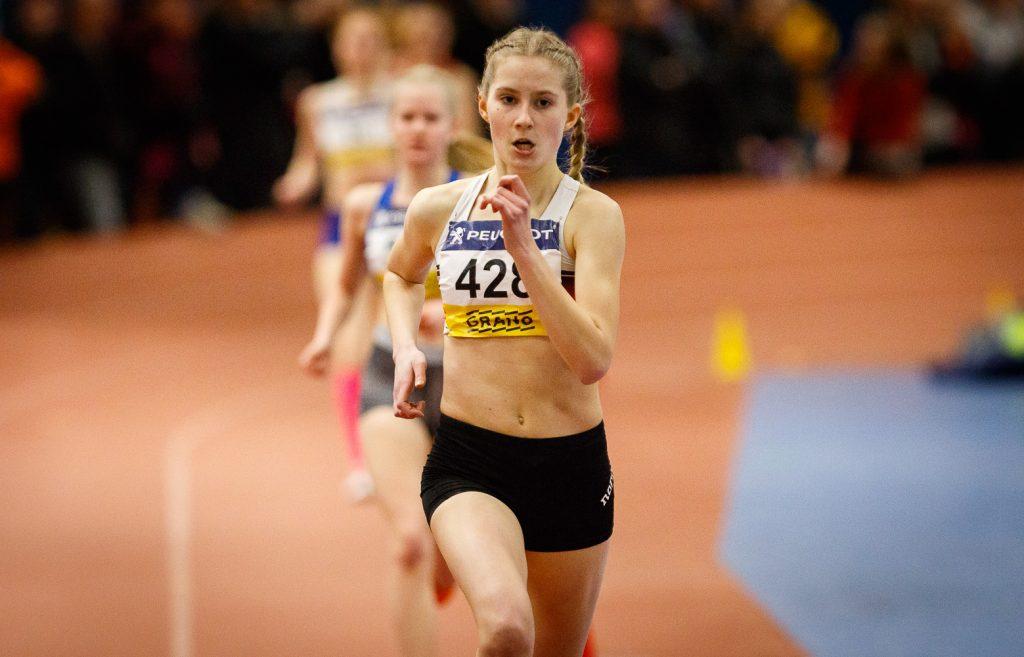 Blomqvist juoksi kaikkien aikojen kakkoseksi