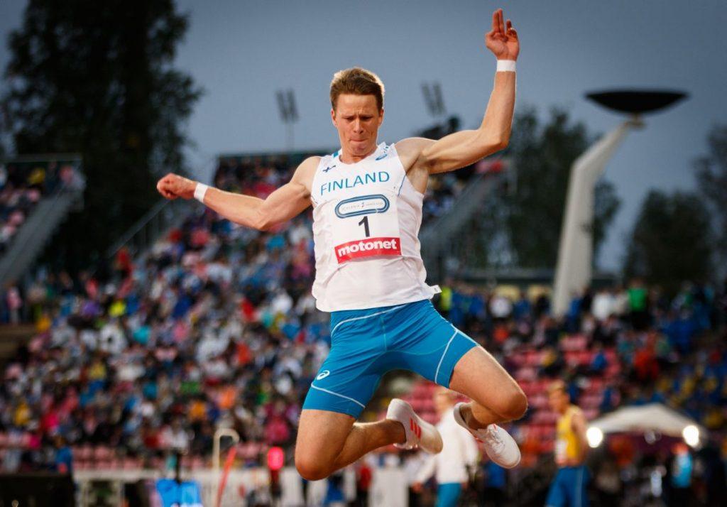 Ratinassa kaikki valmista Ruotsi-otteluun – klo 18.15 alkaa kahden päivän urheilujuhla