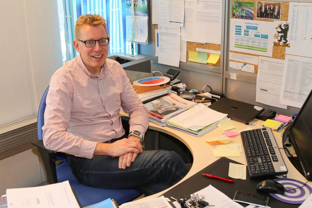 Harri Aalto SUL:n toimitusjohtajaksi: Lisää mitali- ja pistesijaehdokkaita