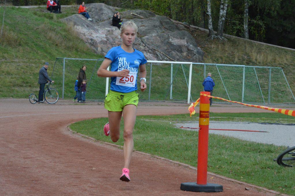 Alisa Vainio voitti kympin Lappeenrannassa