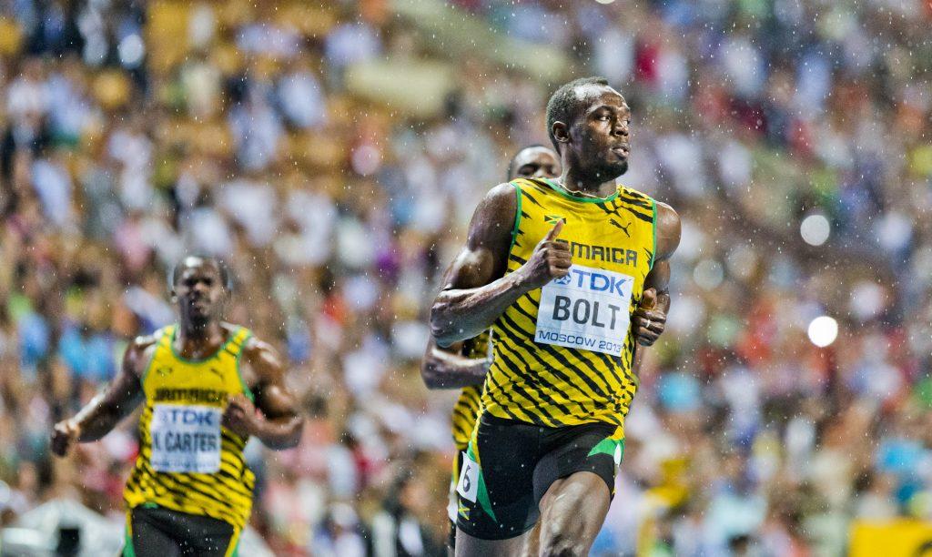 Bolt jahtaa 19 sekunnin rajaa ja jatkaa huippulääkärin asiakkaana