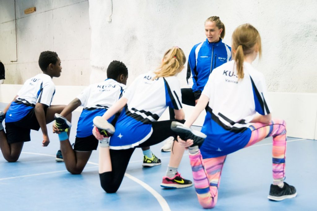 Strategiaseminaari: 13-19-vuotiaiden valmennukseen seurarajat ylittäviä ryhmiä