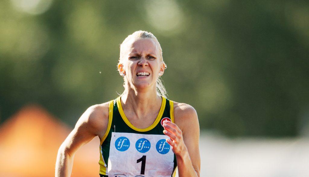 Eriksson viiletti 5 kilometrin voittoon pääsiäisjuoksussa