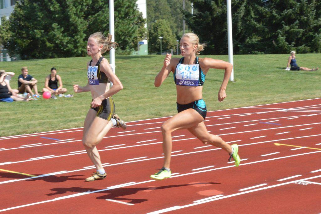 Eveliina Määttänen juoksi EM-rajan viime hetkellä