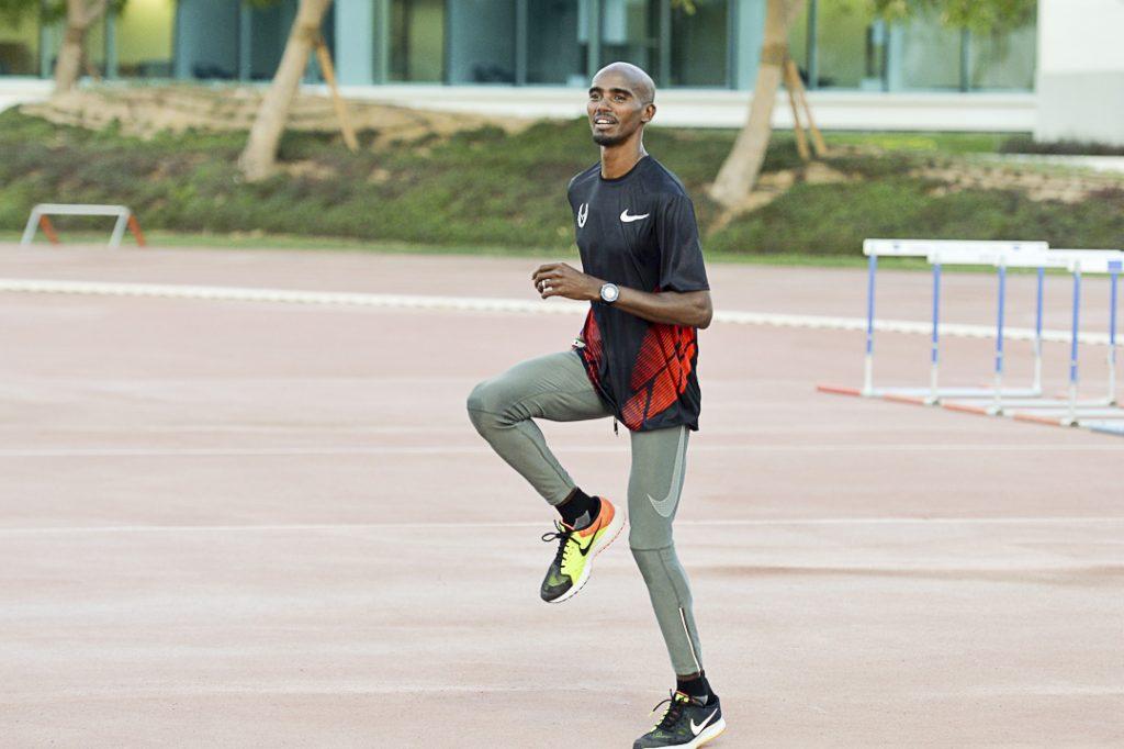 Farah-Kamworor -ottelu MM-puolimaratonilla?