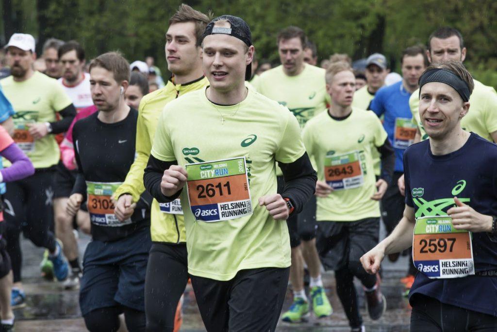 Helsinki City Running Day: City Runille uusi reitti