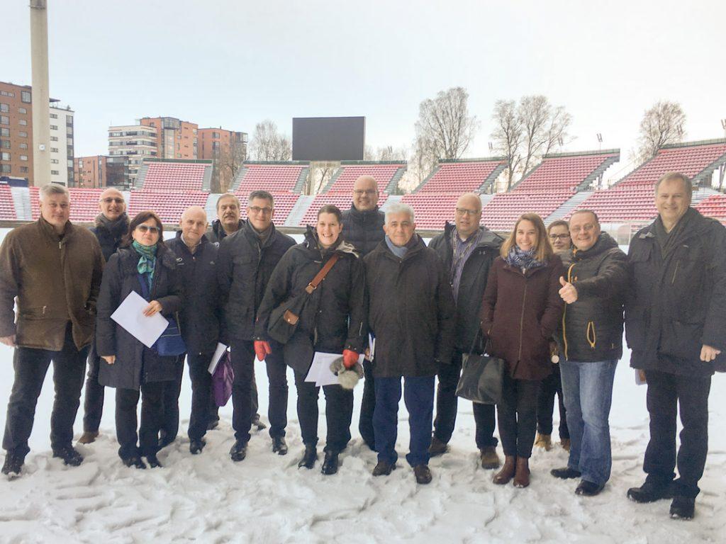 IAAF tarkasti Tampereen MM-kisapaikat