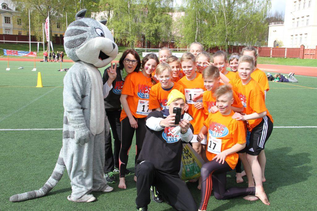 Hese-kisat huipentuvat huomenna Tampereella!