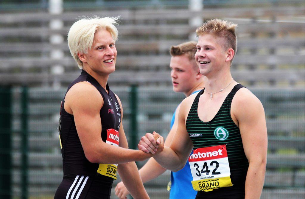 16- ja 17-vuotiaiden SM-kisat: Ensimmäisen mestaruutensa juossut Severi Mäntylä 10