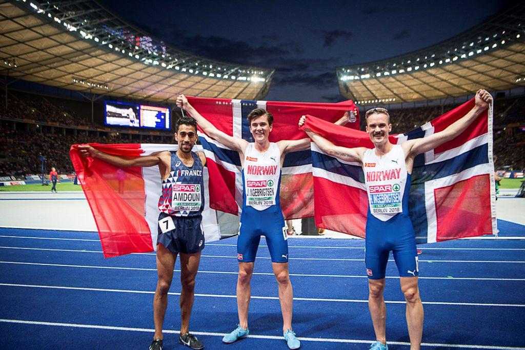 Hakasen kolumni: Norjan yleisurheilulla kahdet kasvot