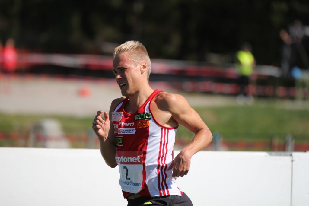 Vain mestaruus kelpaa Järvenpäälle SM-maantieltä Espoossa
