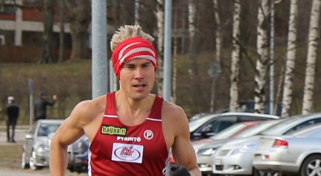 Järvenpää ja Miettinen nopeimmat Vantaan kympillä