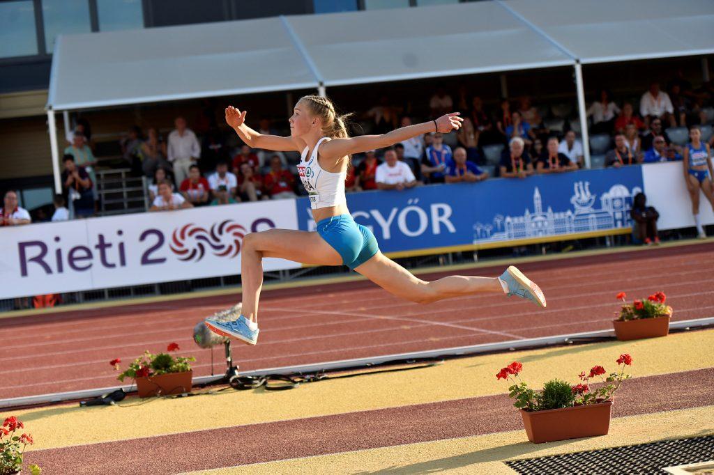 Suomen nuorten olympiajoukkueessa 13 yleisurheilijaa