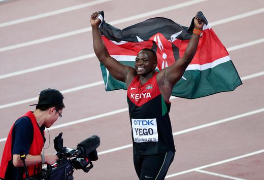 Yego ehdolla Kenian parhaaksi
