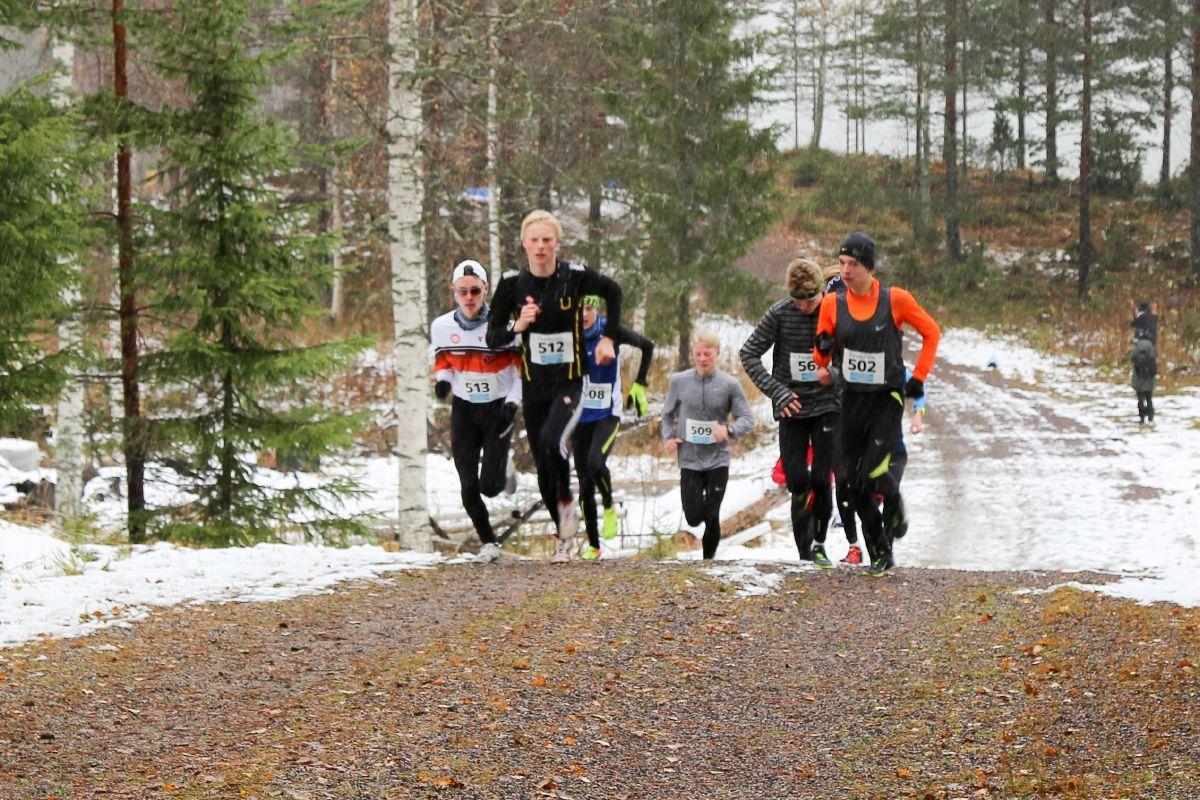 Flying Finns –kilpailusarja jatkuu maastokisoilla