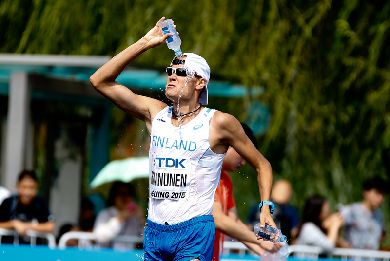 CAS pysyi IAAF:n kannalla: Kinnusen pistesijalle sinetti