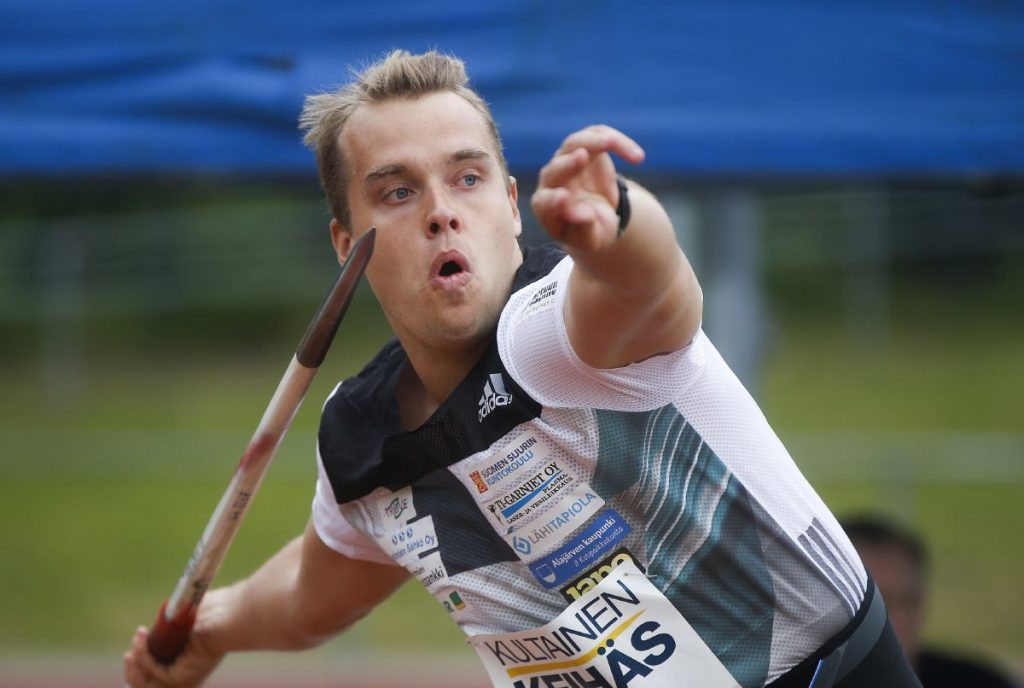 Kemppainen: EM-tavoite 10 urheilijaa kahdeksan parhaan joukkoon