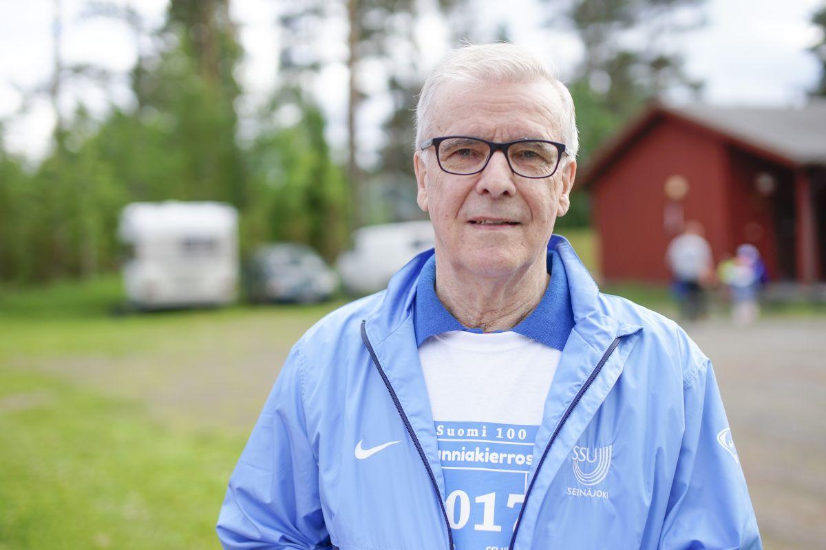 Mäki-Reinikka - Kunniakierrosten ennätysmies
