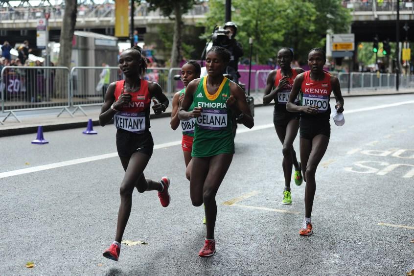 Kenialaisjuhlat New Yorkin maratonilla