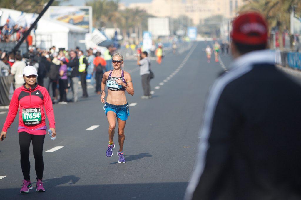 Hyryläinen kymmenes RAK-puolimaratonilla: Vähän oli varovainen juoksu