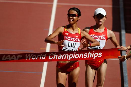 Kiinalle kaksoisvoitto kävelyssä – Ashton Eaton johtaa kymmenottelua
