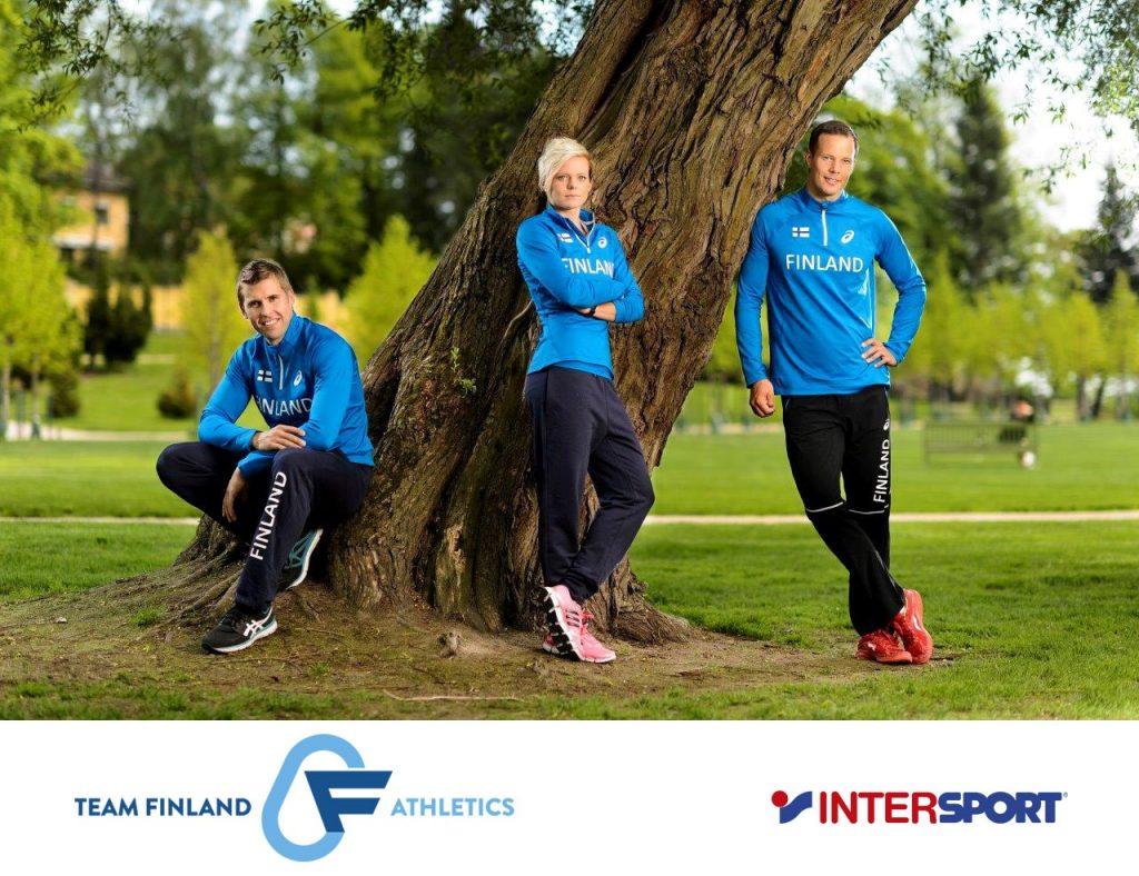 Intersport Suomen Urheiluliiton pääyhteistyökumppaniksi
