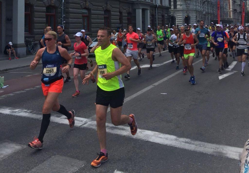 Lawi Kiptui juhli Tukholman maratonilla
